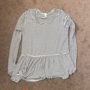 BP Striped Top